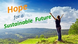 Hope for a sustainable future